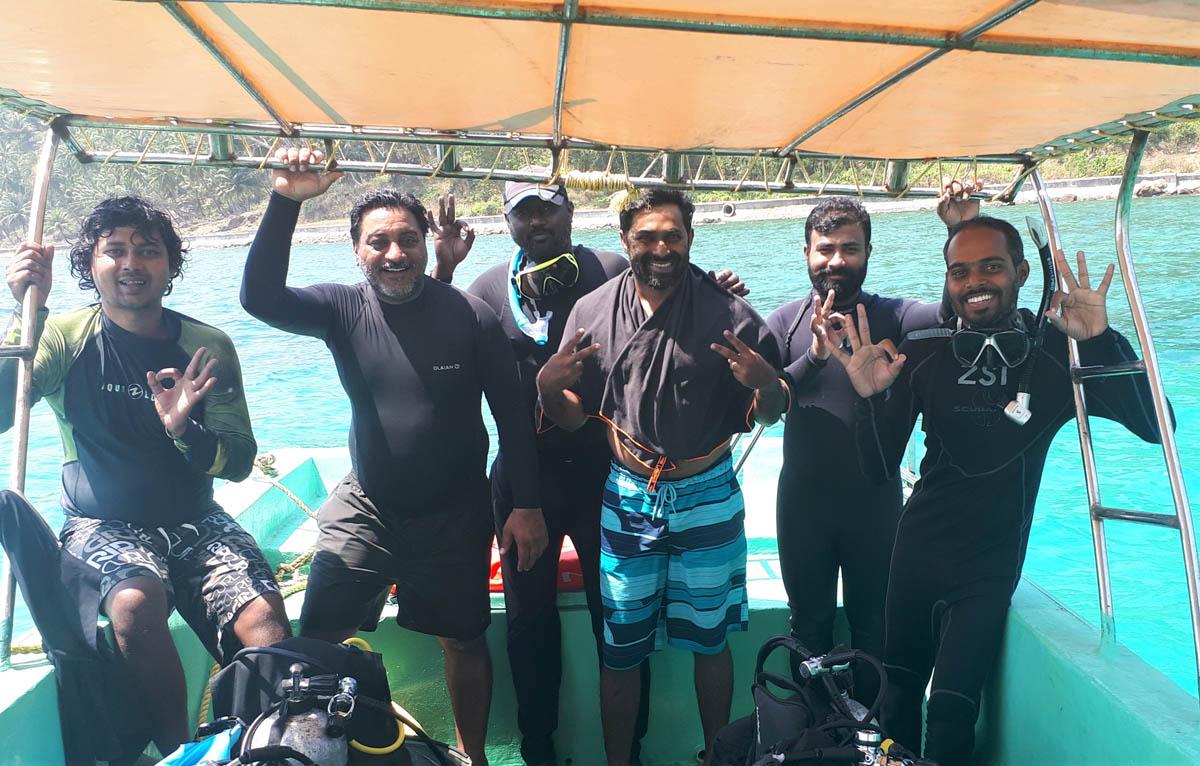 Recreational Diving  – Scuba Diving
