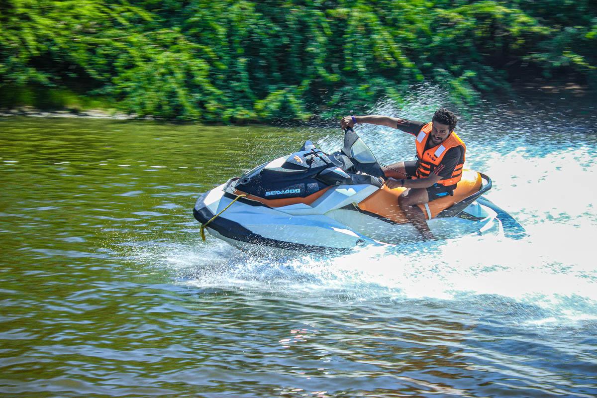 Recreational Boating – Jetski